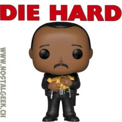 Funko Pop Movies Die Hard Al Powell Vinyl Figure