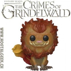 Funko Pop! Movies Fantastic Beasts 2 The Crimes of Grindelwald Zouwu Vinyl Figure