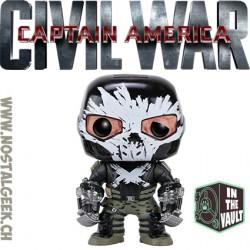 Funko Pop Marvel Civil War Crossbones Captain America