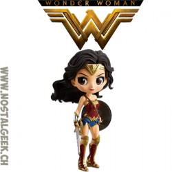 Banpresto Q Posket Justice League Wonder Woman Figure