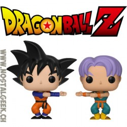 Funko Pop Dragon Ball Z Goten / Trunks (2-Pack) Edition Limitée