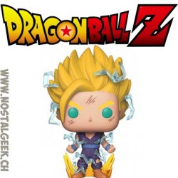 Funko Pop Dragon Ball Z Super Saiyan 2 Gohan Exclusive Vinyl Figure