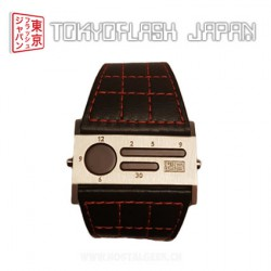 Tokyoflash Twelve 5-9 Watch Red LED