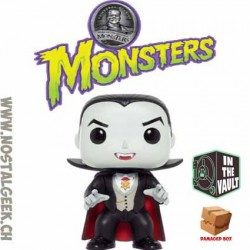 Funko Pop! Movies Universal Studio Monsters Dracula Damaged Box