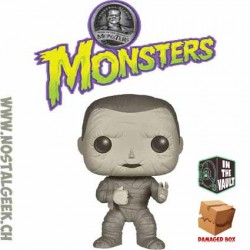 Funko Pop! Movies Universal Studio Monsters The Mummy Vinyl Figure