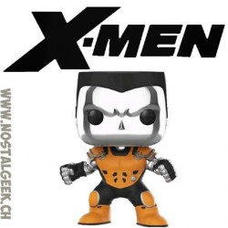 Funko Pop Marvel X-Men Colossus (Chrome X-Force) Vinyl Figure