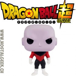 Funko Pop Dragon Ball Super Jiren Exclusive Vinyl Figure