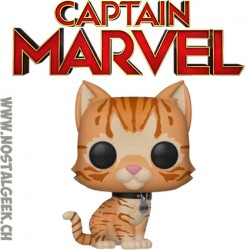 Funko Pop Marvel Captain Marvel Goose Vinyl Figure