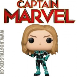 Funko Pop Marvel Captain Marvel Vers