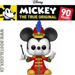 Funko Pop Disney Mickey's 90th Band Concert Mickey