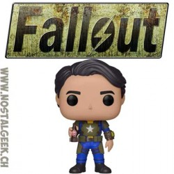 Funko Pop Games Fallout Vault Dweller (Female) Vinyl Figure