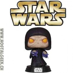 Funko Pop! Vinyl: Star Wars The Emperor Palpatine (Vaulted)