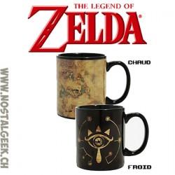 The Legend of Zelda Tasse Sheikah Eye Thermoréactive