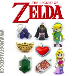 Zelda 3D backpack buddies