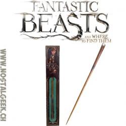 Fantastic Beasts - Baguette de Sorcier de Newt Scamander Edition Standard Noble Collection