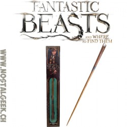 Fantastic Beasts - Baguette de Sorcier de Newt Scamander Edition Standard Noble Collection
