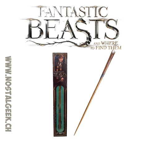 Fantastic Beasts - Newt Scamander's wand standard Edition Noble Collection