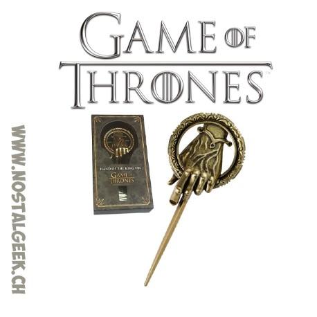 Game of Thrones: Game of Thrones - Epingle Main du Roi réplique