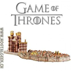 Game Of Thrones Puzzle 3d King's Landing 260 pièces