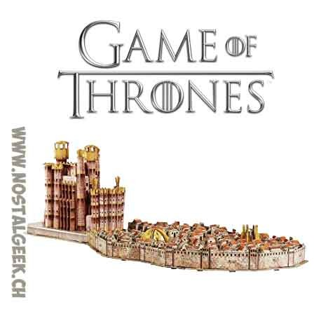 Game Of Thrones 3d Puzzle King's Landing 260 pieces