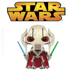 Funko Pop! Star Wars Clone Wars General Grievous Edition Limitée