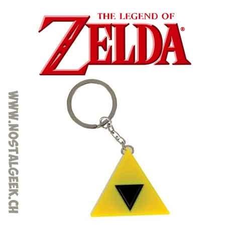 The Legend of Zelda porte-clés Triforce Lumineux & sonore Paladone