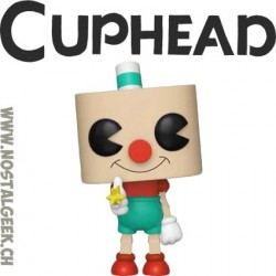 Funko Pop Games Cuphead King Dice Vinyl Figure