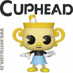 FFunko Pop Games Cuphead Ms. Chalice Vinyl Figure