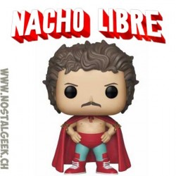 Funko Pop Movies Nacho Libre - Nacho Vinyl Figure