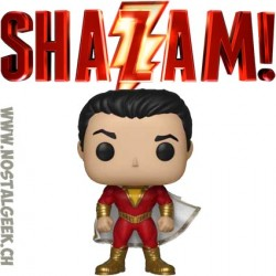 Funko Pop DC Heroes Shazam (2019 Movie) Vinyl Figure