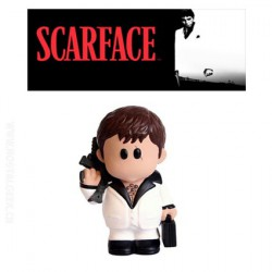 Scarface Weenicons My Little Friend Tony Montana figure (Al Pacino)