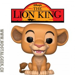 Funko Pop! Disney The Lion King Simba (Grub) Vinyl Figure
