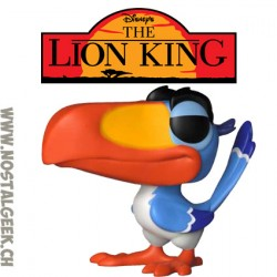 Funko Pop! Disney The Lion King Zazu Vinyl Figure