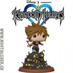 Funko Pop Ride Disney Kingdom Hearts Sora (Riding Heartless Wave) Edition Limitée