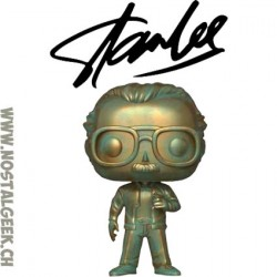 Funko Pop Marvel Guardians of The Galaxy Stan Lee (Xandarian Ladies' Man) Edition Limitée