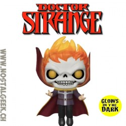 Funko Pop Marvel Doctor Strange (Astral Levitation) Exclusive Vinyl Figure