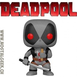 Funko Pop Marvel Deadpool with Chimichanga Edition Limitée