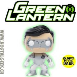 Funko Pop! DC Green Lantern Kyle Rayner (White Lantern) Phosphorescent Edition Limitée