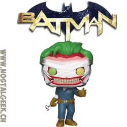 Funko Pop DC Batman The Joker (Death of the Family) Exclusive Vinyl Figure