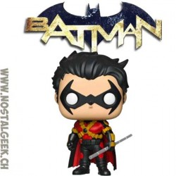 Funko Pop DC Batman Red Wing Robin Edition Limitée