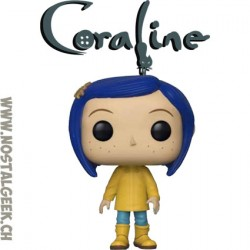 Funko Pop Animation Coraline Doll Vinyl Figure