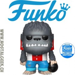 Funko Pop Funko Spastik Plastik Wolfgang Exclusive Vinyl Figure