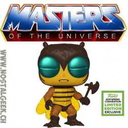 Funko Pop ECCC 2019 Masters Of The Universe Buzz-Off Exclusive Vinyl Figure