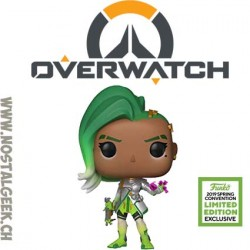 Funko Pop ECCC 2019 Overwatch Sombra (Glitch) Exclusive Vinyl Figure