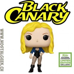 Funko Pop ECCC 2019 DC Super Heroes Black Canary Exclusive Vinyl Figure