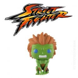 Funko Pop Jeux Vidéo Street Fighter Blanka (Vaulted)