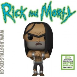 Funko Pop ECCC 2019 Rick And Morty Jaguar (Shirtless) Edition Limitée