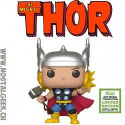 Funko Pop ECCC 2019 Marvel Thor Classic Exclusive Vinyl Figure