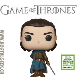 Funko Pop ECCC 2019 Game of Thrones Arya Stark Edition Limitée
