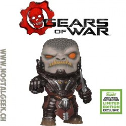 Funko Pop ECCC 2019 Gears of Wars General Raam Exclusive Vinyl Figure